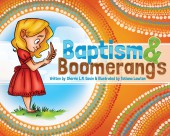 Blog tour: 'Baptism and Boomerangs'