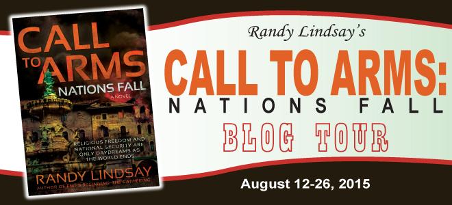 Call to Arms blog tour