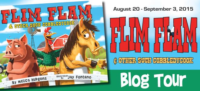 Flim Flam blog tour