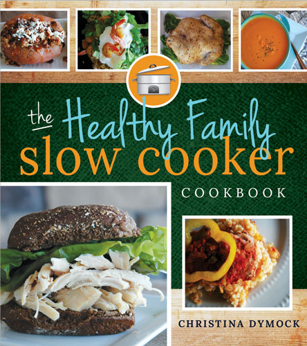 Blog tour: 'The Healthy Family Slow Cooker Cookbook'