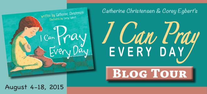 I Can Pray blog tour