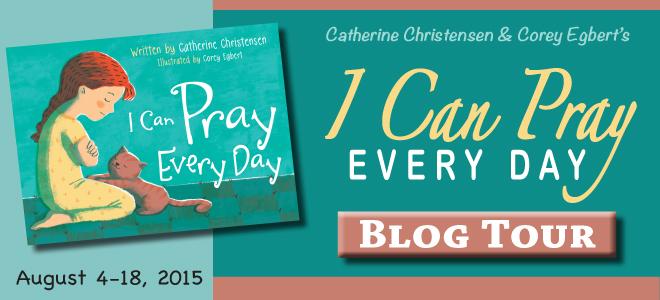 I Can Pray blog tour
