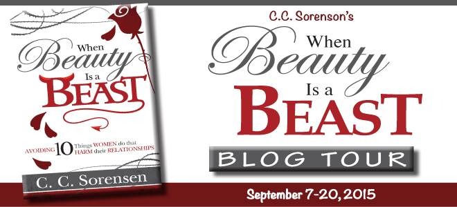Beauty Beast blog tour