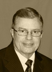 Author David J. Ridges