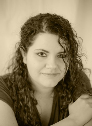 Author Elizabeth McGaw
