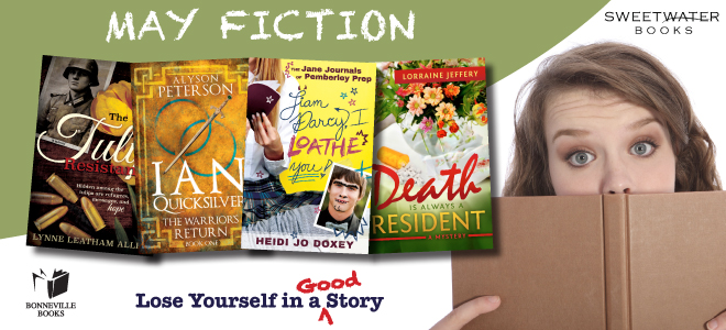 May fiction: Marvelous!