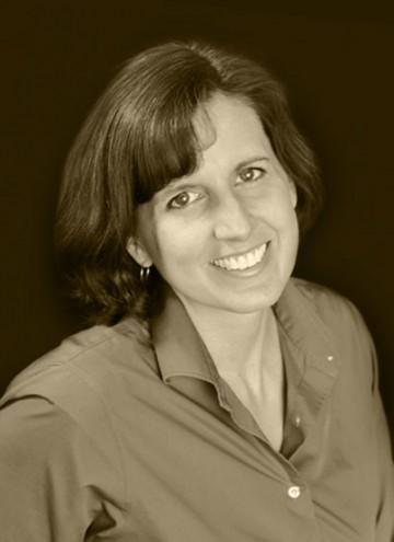 Author Rebecca H. Jamison
