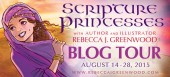 Blog tour: 'Scripture Princesses'