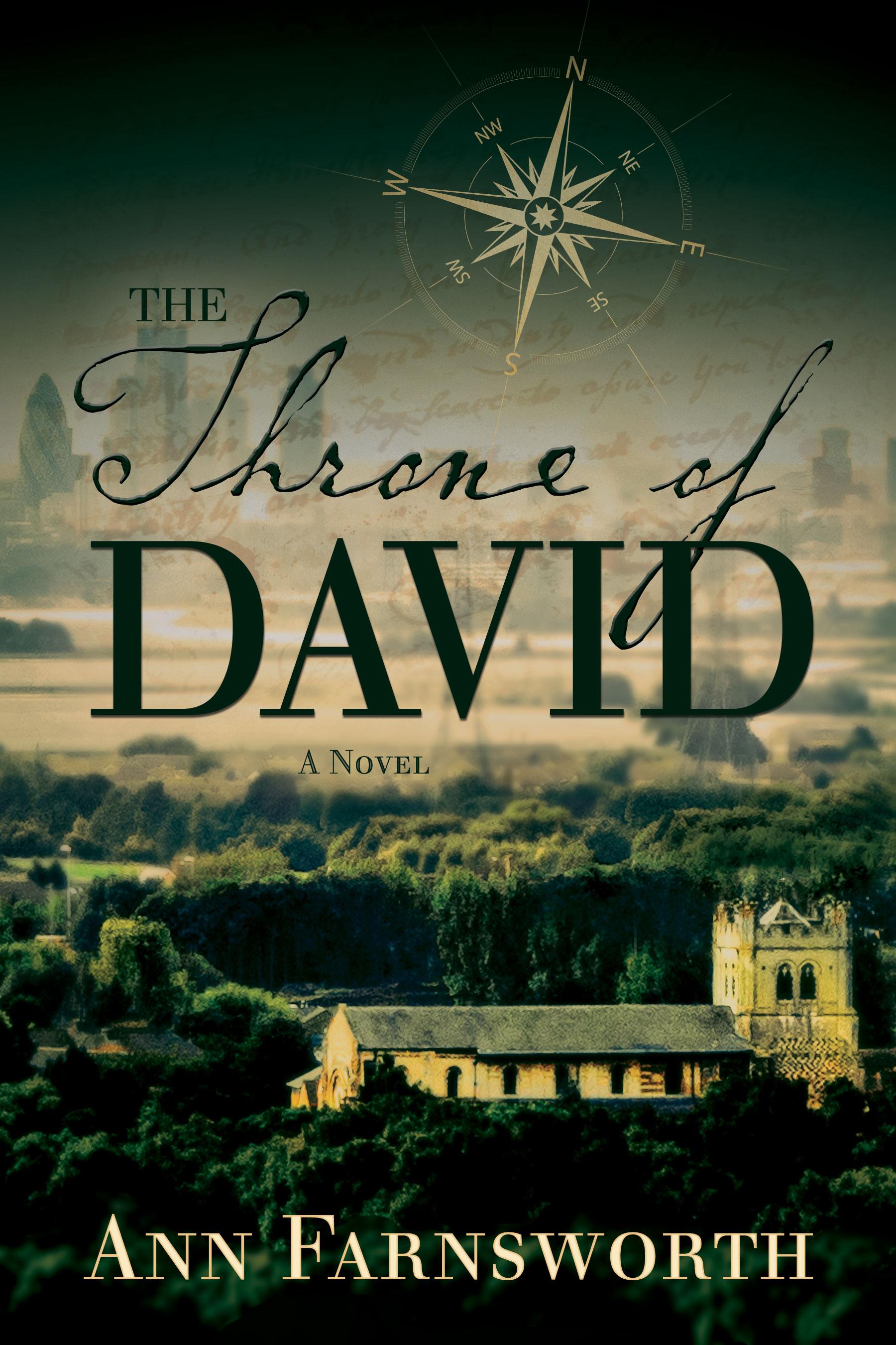 Blog tour: 'The Throne of David'
