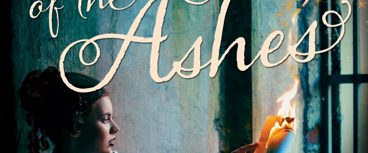 Blog tour: 'Out of the Ashes'
