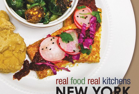 Blog tour: 'Real Food, Real Kitchens: New York Cookbook'