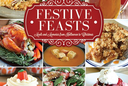 Blog tour: 'Festive Feasts'