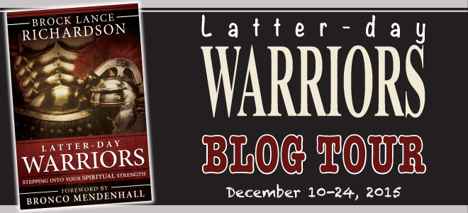 Latter day Warriors blog tour
