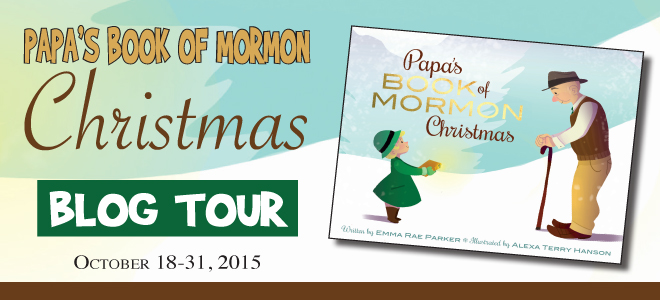 Papa's BofM Christmas blog tour