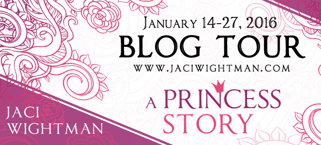 Blog Tour princess