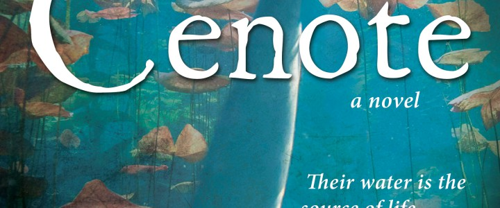 Blog tour: 'The Cenote'