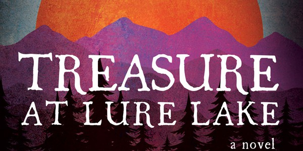 Blog tour: 'Treasure at Lure Lake'