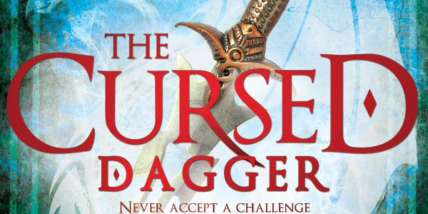 Blog tour: 'The Cursed Dagger'