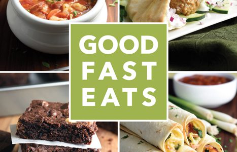 Blog tour: 'Good Fast Eats'
