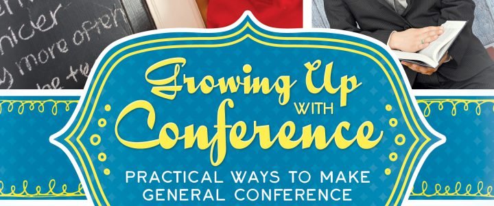 Blog tour: 'Growing Up with Conference'