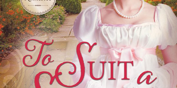 Blog tour: 'To Suit a Suitor'