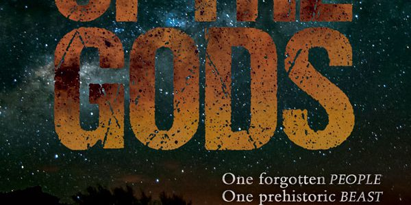 Blog tour: 'Garden of the Gods'