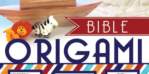Blog tour: 'Bible Origami'
