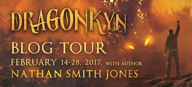 Blog tour: 'Dragonkyn'